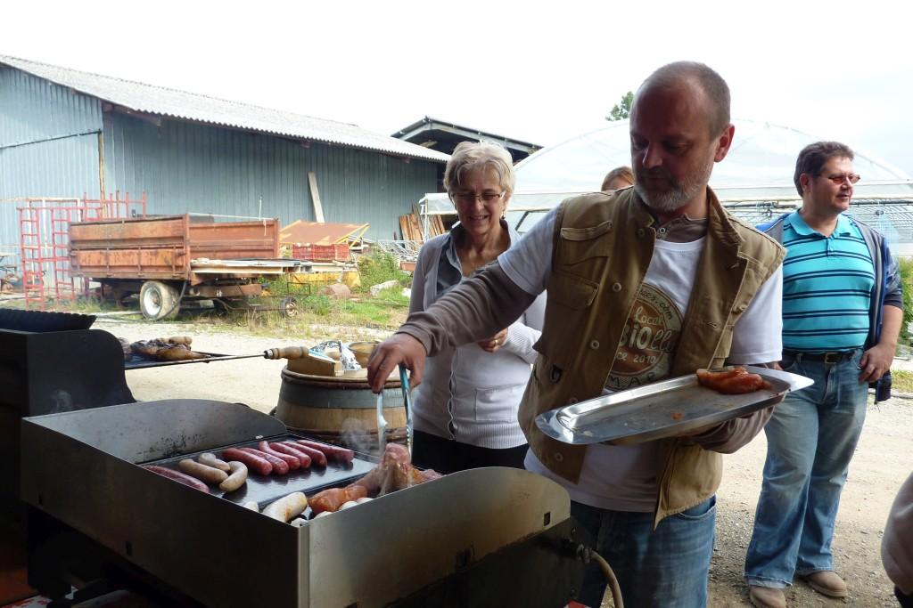 Le barbecue, c'est sérieux !