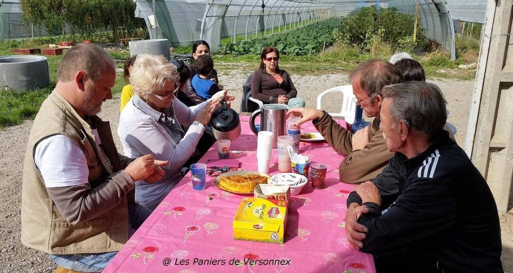 Photos de Joël, Président des Paniers de Versonnex