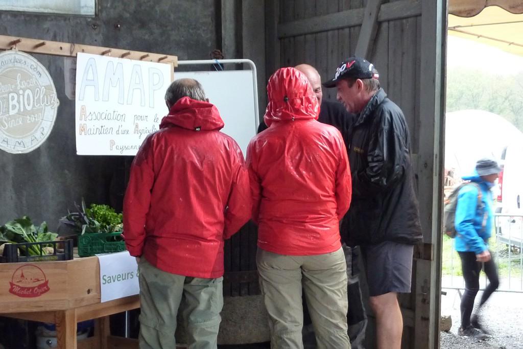 Informations au sujet du panier de légumes