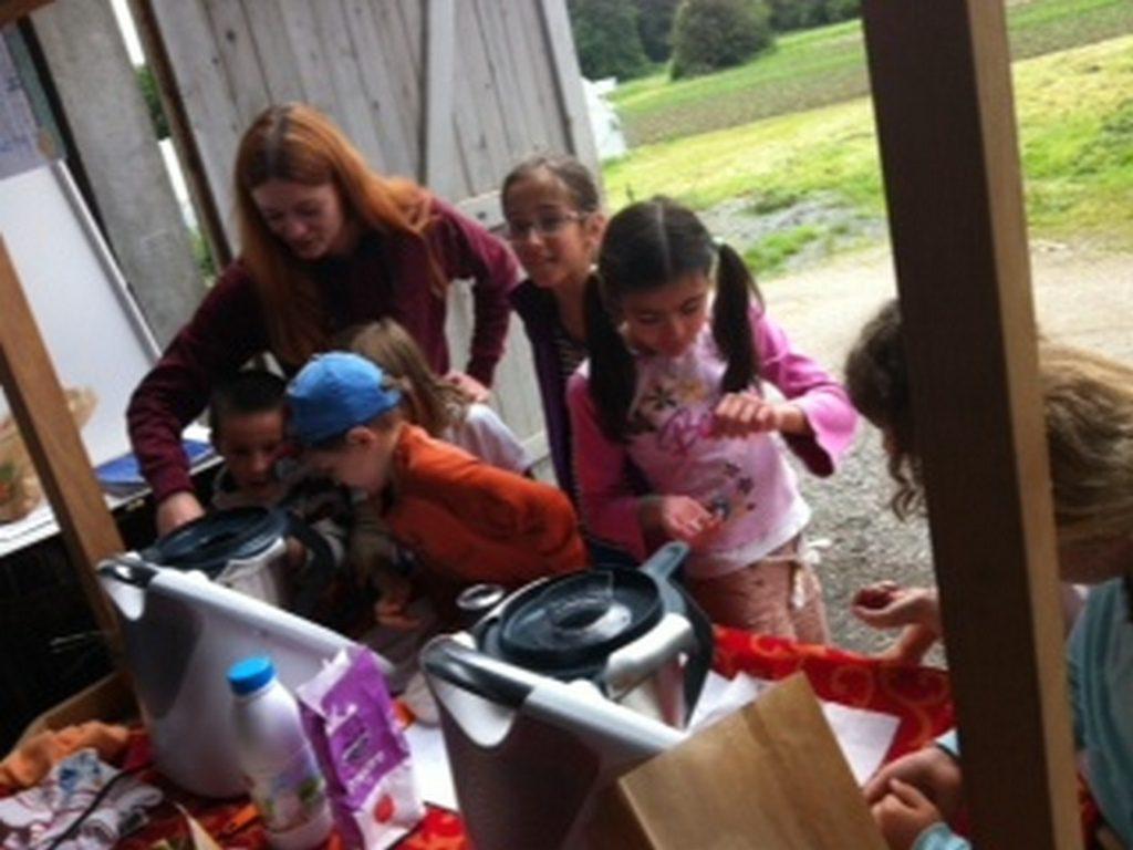 Laura et les enfants (Héléna photographie)